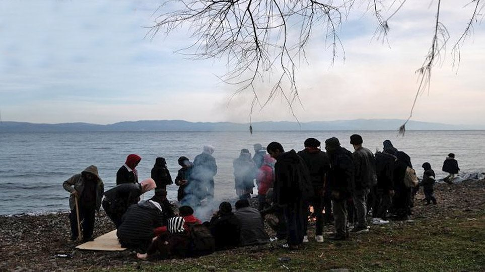 Τουρκία: Απέναντι από τη Λέσβο συγκεντρώνουν τους μετανάστες μετά την καραντίνα