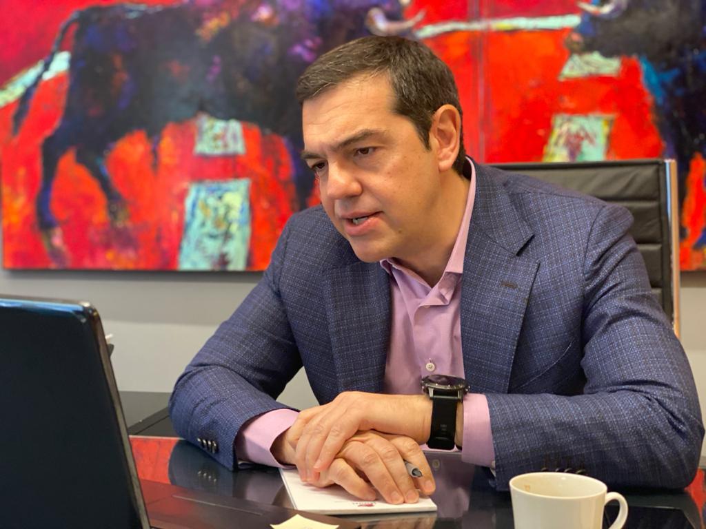 Αλ. Τσίπρας: Πολύ μεγάλο ηθικής σημασίας ζήτημα τα voucher – Γιατί δε δόθηκαν τα 800 ευρώ από το ΕΣΠΑ χωρίς μεσάζοντες;