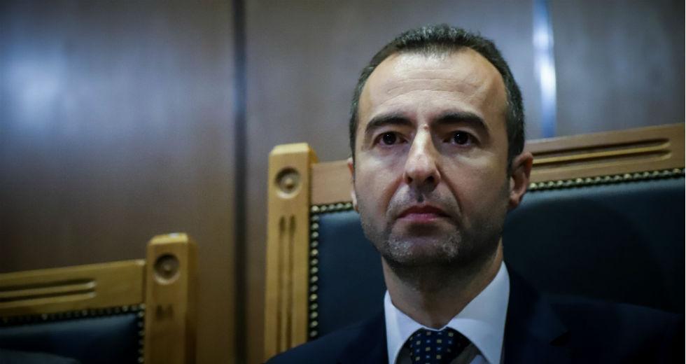 Ένωση Δικαστών και Εισαγγελέων: Νέος πρόεδρος ο Χριστόφορος Σεβαστίδης