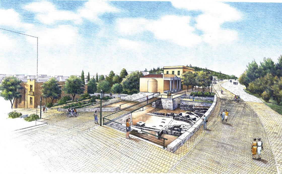 Συνάντηση Θεοδωρικάκου-Μπακογιάννη για τον «Μεγάλο Περίπατο» στο κέντρο της Αθήνας