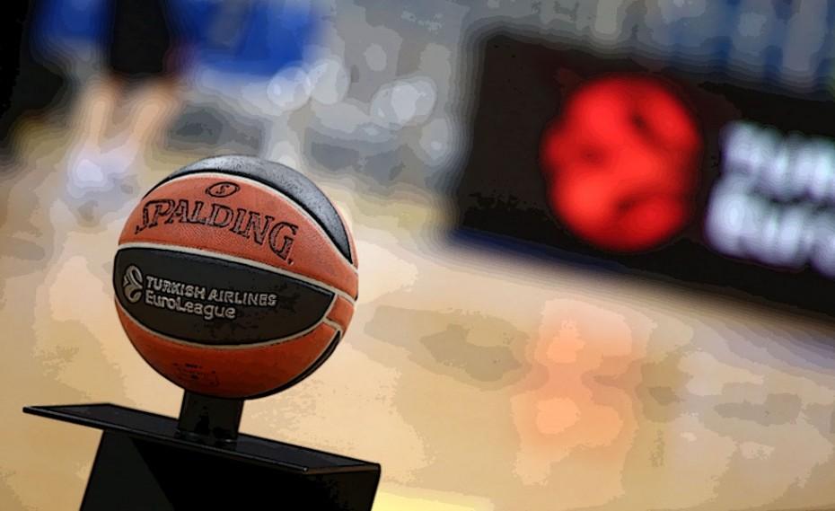 Euroleague: Οριστική διακοπή της σεζόν