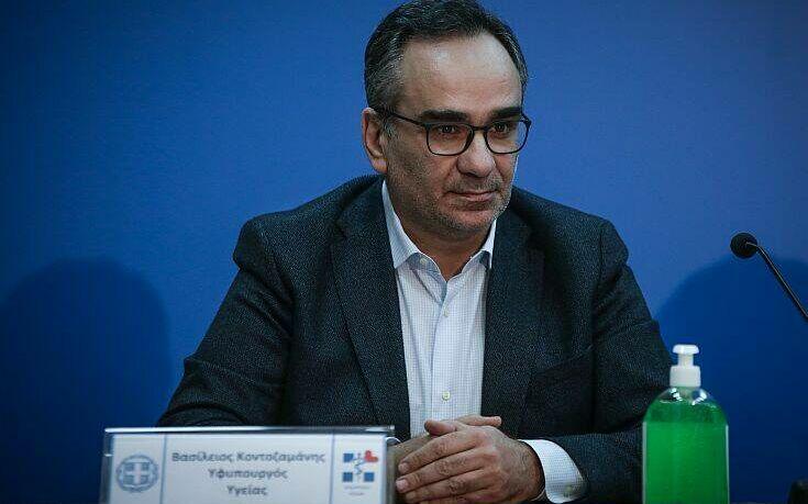 Βασίλης Κοντοζαμάνης: Πρώτη η Ελλάδα σε αριθμό τεστ για τον κορονοϊό