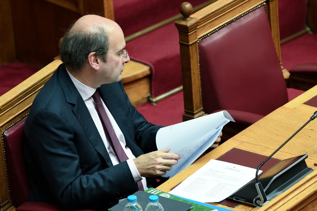 Βελτιωτικές αλλαγές Χατζηδάκη στο περιβαλλοντικό ν/σ – Σήμερα η ψήφισή του – ΣΥΡΙΖΑ: Ντροπιαστικές και περιβαλλοντοκτόνες ρυθμίσεις