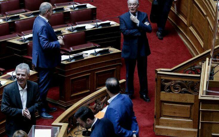 Τασούλας: Δεν υπήρξε λαθροχειρία στην ψηφοφορία