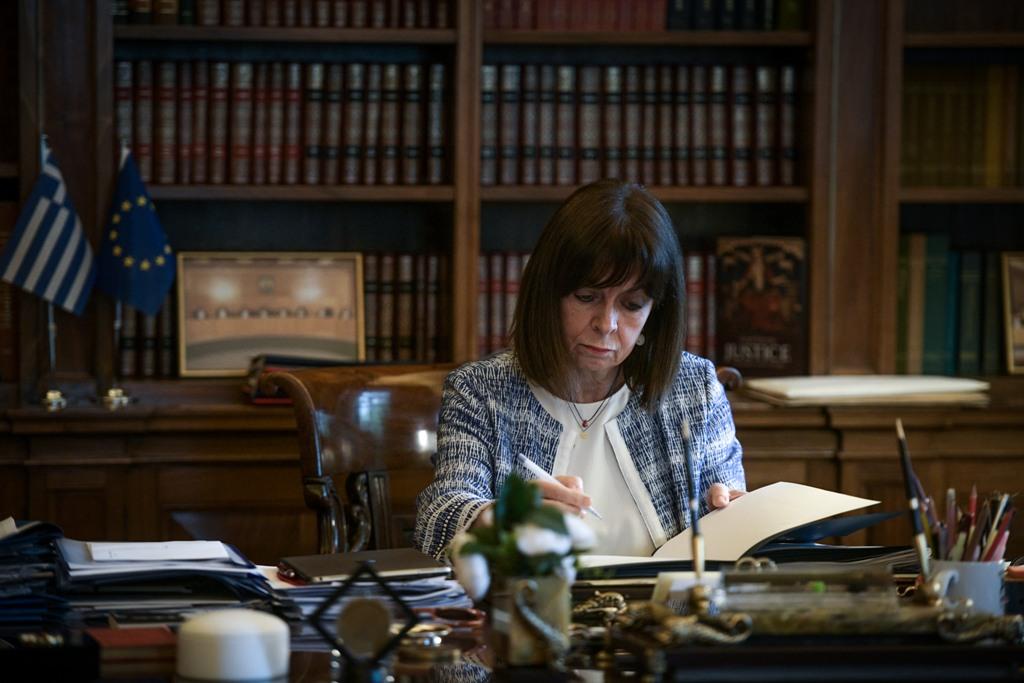 Κατερίνα Σακελλαροπούλου: Το διακύβευμα για έναν δικαστή είναι να παραμένει ανεξάρτητος