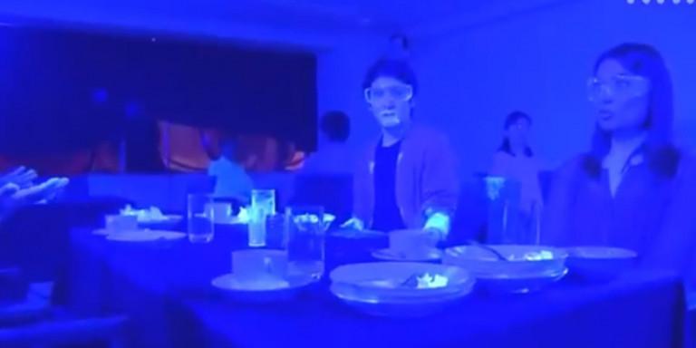 Αποκαλυπτικό βίντεο: Πόσο εύκολα εξαπλώνεται ο κορωνοϊός από ένα άτομο