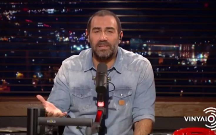 Δικαστικοί… μπελάδες για τον Κανάκη λόγω του βίντεο με τη Θεία Κοινωνία
