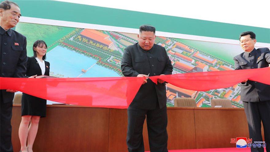 Κιμ Γιονγκ Ουν: Η επανεμφάνιση και τα σενάρια για τη ζωή του