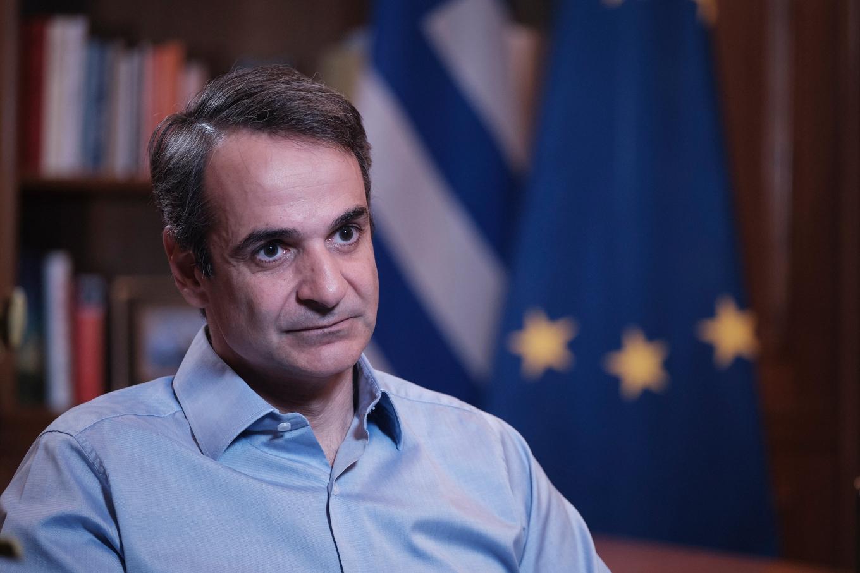 Κ. Μητσοτάκης στο CNN: Στο καλύτερο σενάριο η Ελλάδα θα ανοίξει για την τουριστική δραστηριότητα από την 1η Ιουλίου (βίντεο – φωτογραφίες)
