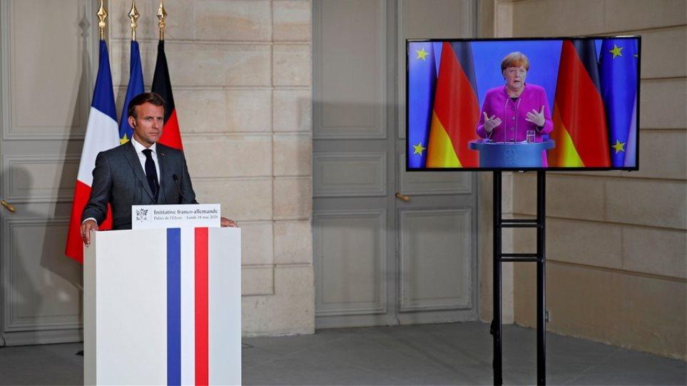 Ταμείο ανάκαμψης ύψους 500 δισ. ευρώ προτείνουν Γερμανία και Γαλλία