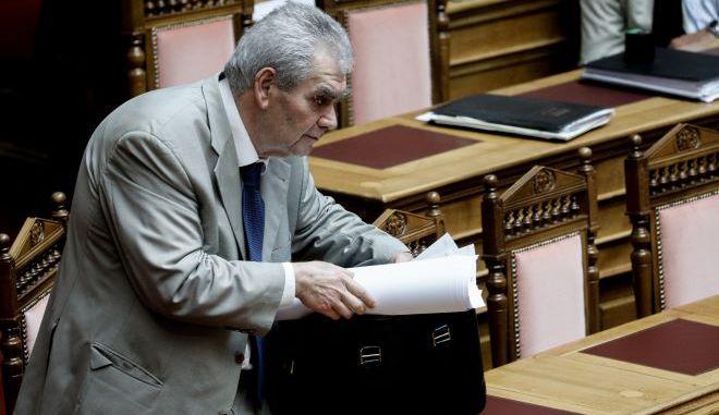 Δημήτρης Παπαγγελόπουλος στον Άρειο Πάγο: Ζητεί ακύρωση της διαδικασίας σε βάρος του