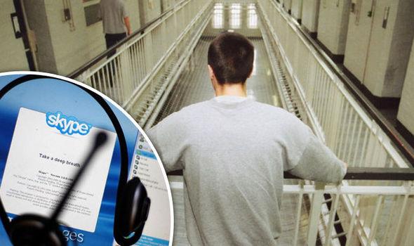 e -επισκεπτήριο στις φυλακές: Μέσω skype η επικοινωνία κρατουμένων – συγγενών λόγω κορονοϊού