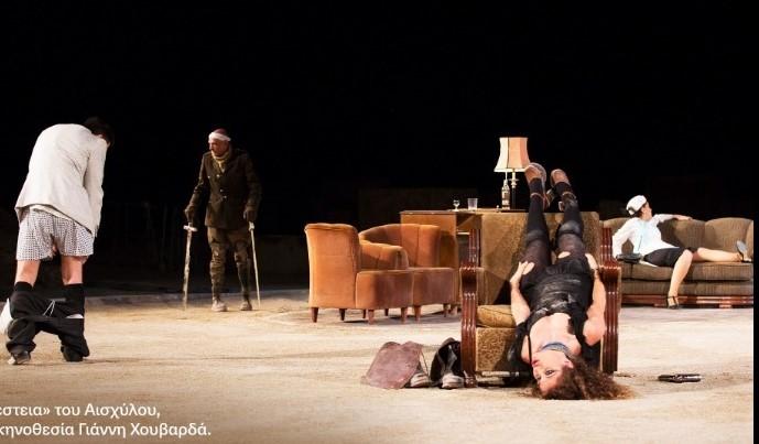Φεστιβάλ Αθηνών & Επιδαύρου: Σήμερα στις 19:00 και για 24 ώρες διαδικτυακά η «Ορέστεια» του Αισχύλου