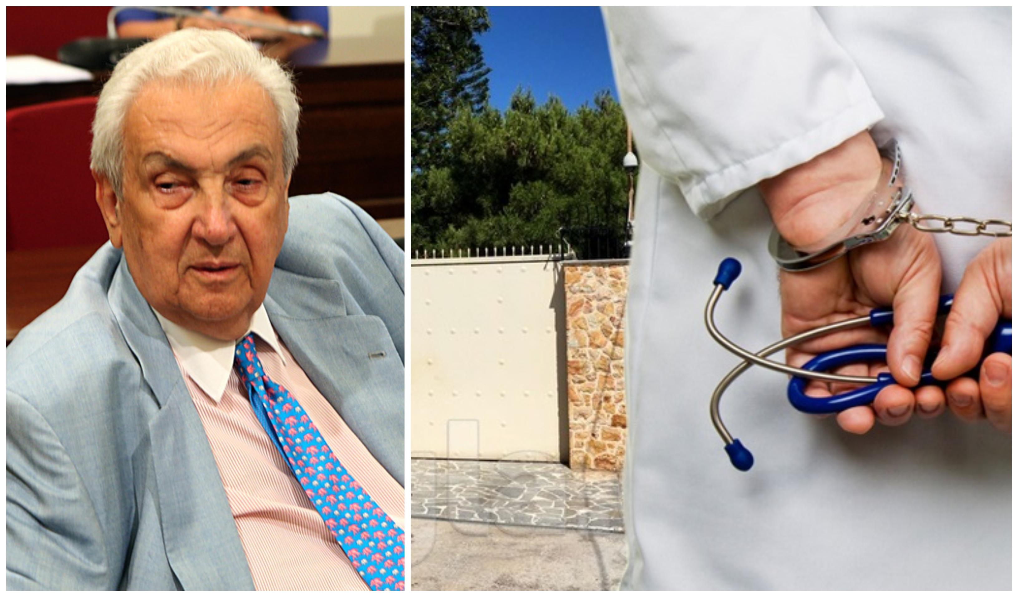 Γιατρός «μαϊμού»: Θα έχτιζε κλινική του… Βατικανού στην Γλυφάδα, «διόριζε» και «μετέθετε» στρατιωτικούς – Πως φέρεται να εξαπάτησε τον Δημ. Κοντομηνα