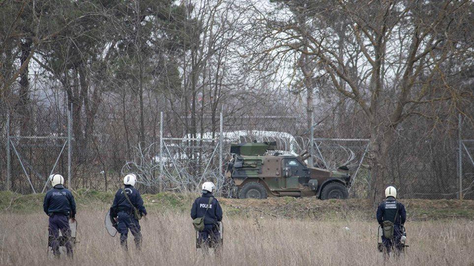Έβρος: Θωρακίζεται η Αστυνομία για πιθανό νέο κύμα τουρκικών πιέσεων