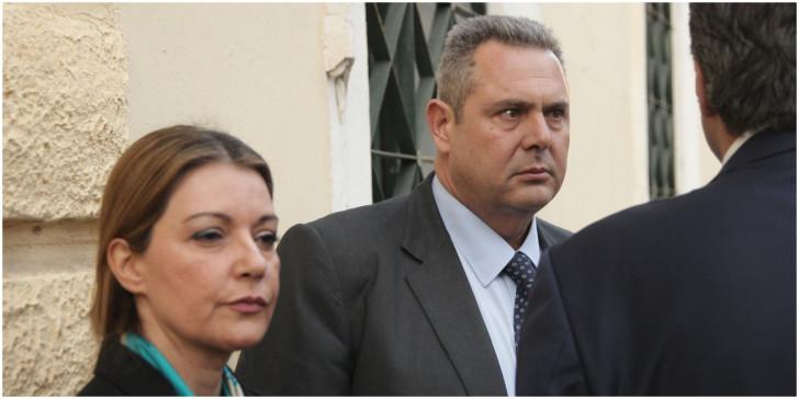 ΝΔ: Αποκαλύπτεται παρακράτος Καμμένου επί ΣΥΡΙΖΑ-ΑΝΕΛ (Δείτε διαλόγους) –  ΣΥΡΙΖΑ: «Αποκαλύψαμε το κύκλωμα με εντολή Τσίπρα» – Η απάντηση Καμμένου