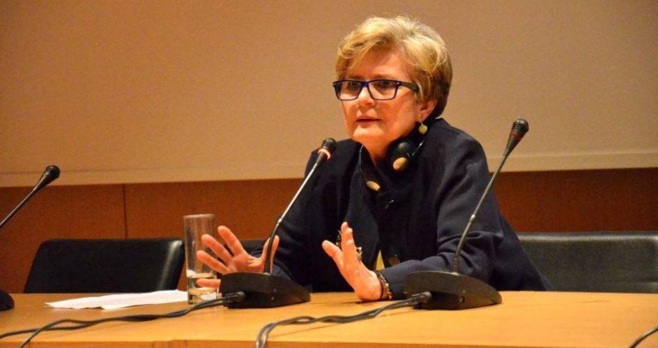 EΠΟ: Η Αρεοπαγίτης Διονυσία Μπιτζούνη πρόεδρος του Ανωτάτου Διαιτητικού Δικαστηρίου