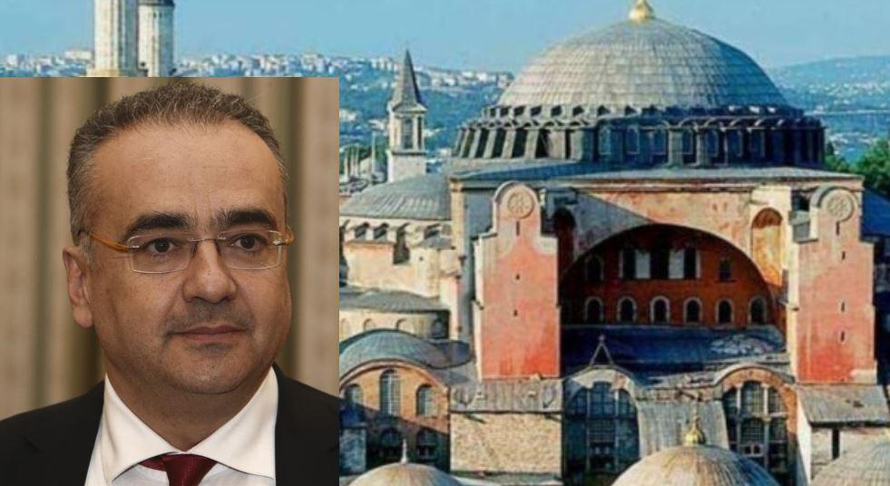 Κοινή δράση των Ευρωπαίων δικηγόρων ζητεί ο Δημήτρης Βερβεσός