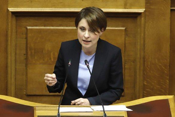 Χριστίνα Αλεξοπούλου: Η δημοκρατία δεν φοβάται