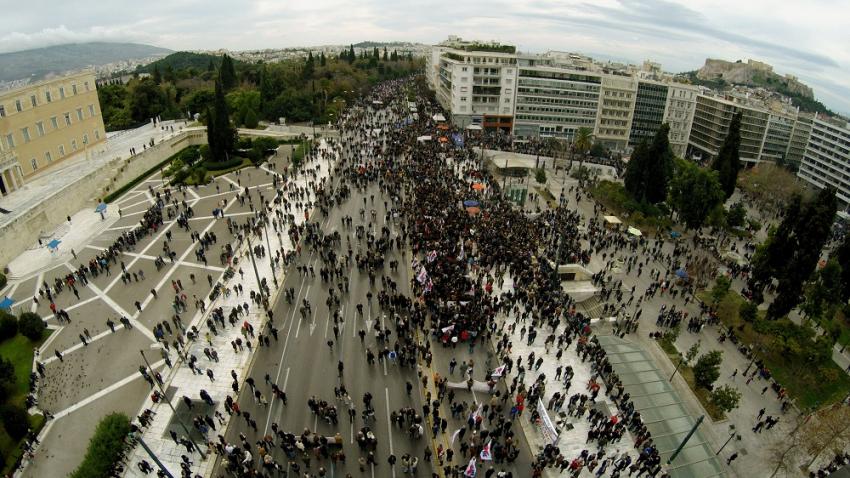 Το νέο «ποινολόγιο» των διαδηλώσεων- Ποιος καταδικάζεται και γιατί