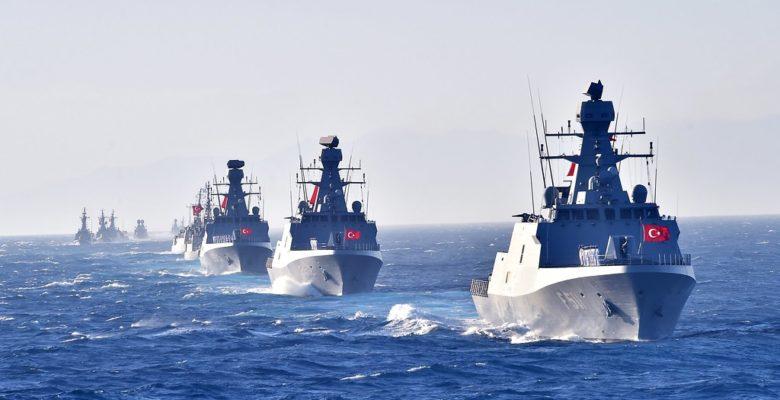 ΓΕΕΘΑ: Αμετάβλητη η κατάσταση – Δεν αποχώρησε ο τουρκικός στόλος παραμένουν στην περιοχή