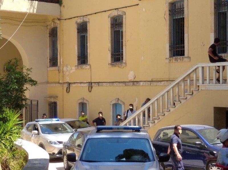 Στο Τριμελές Πλημμελειοδικείο Χανίων οι επτά συλληφθέντες τους σκάφους της Παλαιόχωρας – Αναβλήθηκε για τη Δευτέρα η δίκη (φωτογραφίες)