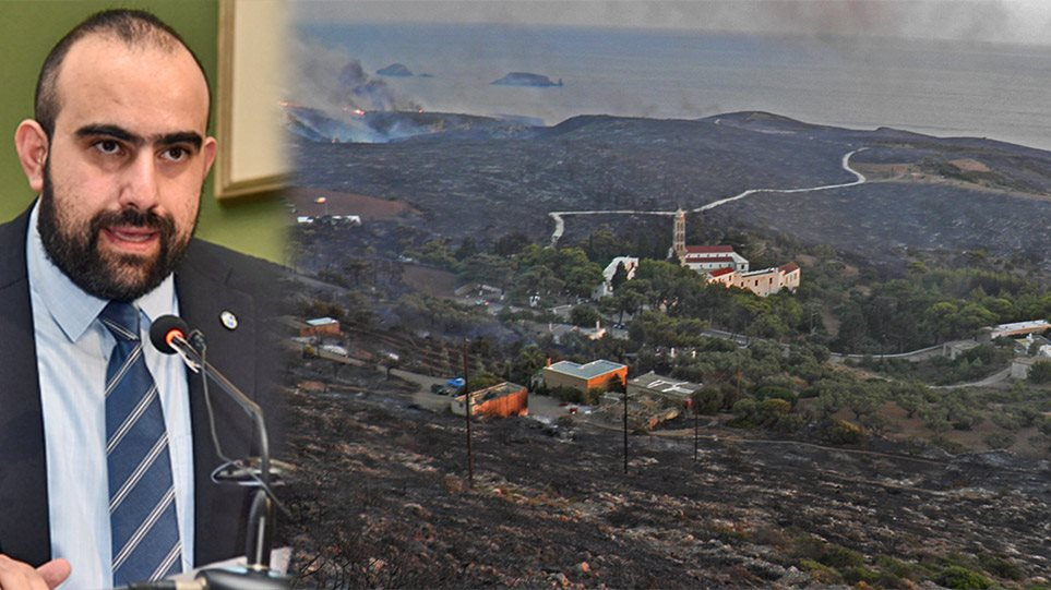 Δήμαρχος Κυθήρων: Κάηκε το νησί το 2017 για να «καθαρίσει» ο Καπέλιος τον Βασιλειάδη