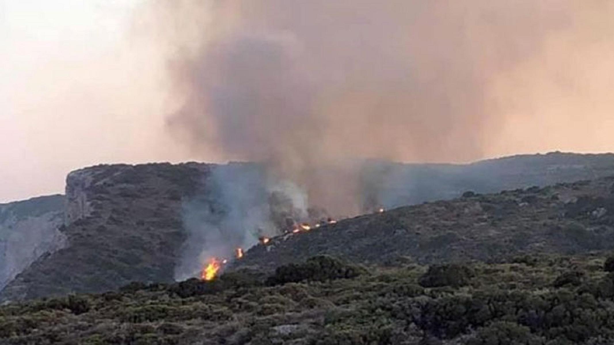 Ανοίγουν και πάλι οι δικογραφίας για τις φωτιές σε Κύθηρα-Μάνη