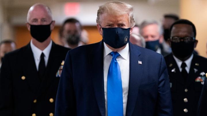 Το Facebook απέσυρε βίντεο του Τραμπ, λόγω επικίνδυνης παραπληροφόρησης για την πανδημία