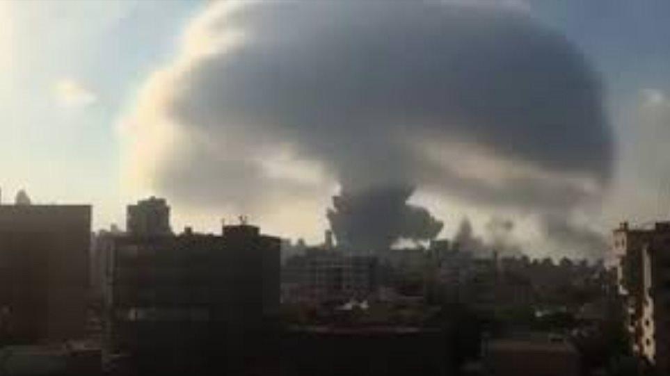 Έκρηξη στη Βηρυτό: Σε κατ' οίκον περιορισμό αξιωματούχοι του λιμανιού – Ερευνώνται για ευθύνες