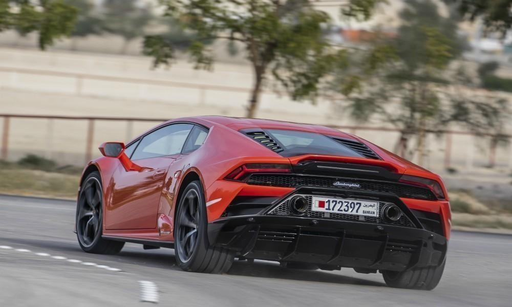Αγόρασε Lamborghini με επιδότηση κυβερνητικού προγράμματος για την πανδημία Covid-19