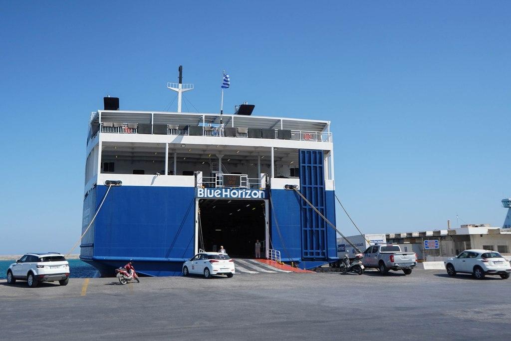 Κρήτη: Ένας νεκρός από την έκρηξη στο Blue Horizon