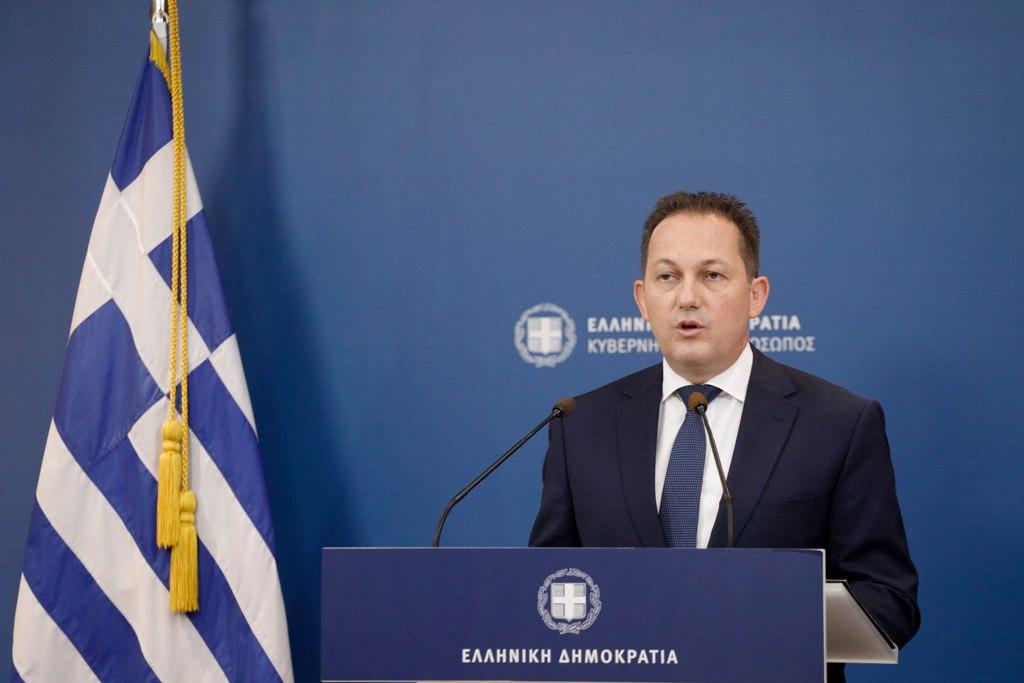 """Στ. Πέτσας :  Στα τέλη της εβδομάδας μήνυμα του πρωθυπουργού για το πότε θα """"ανοίξει""""  με ασφάλεια η χώρα – Δεν υπάρχει κανένα ζήτημα αξιοπιστίας των στοιχείων του ΕΟΔΥ"""