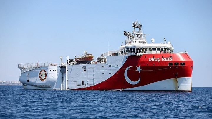 Νέα πρόκληση από Τουρκία: Παρατάθηκε μέχρι τις 27 Αυγούστου η Navtex για το Oruc Reis