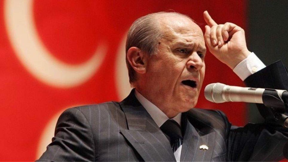Μπαχτσελί: «Θέμα χρόνου η σύγκρουση με την Ελλάδα» – Θέτει ζήτημα κυριαρχίας των Δωδεκανήσων
