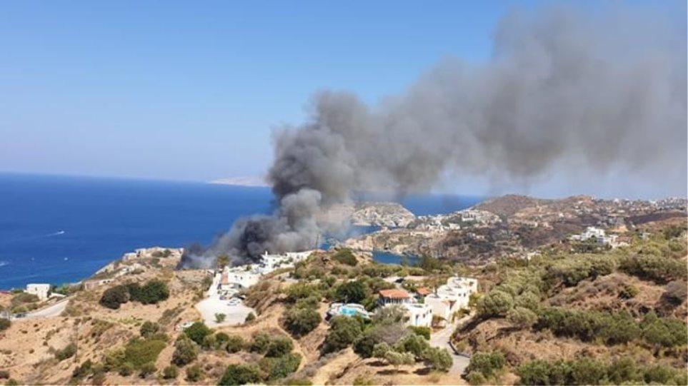 Κρήτη: Καταδικάστηκαν οι δυο υπαίτιοι για την πυρκαγιά στην Αγία Πελαγία