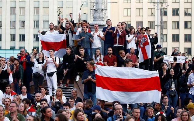 Λευκορωσία: Η Εισαγγελία άσκησε διώξεις στους ηγέτες της αντιπολίτευσης