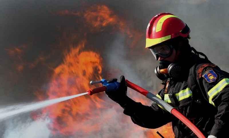 Επείγουσα ειδοποίηση του 112: Αύριο η πιο επικίνδυνη μέρα του καλοκαιριού για πυρκαγιές