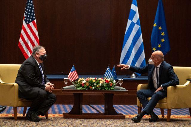 Άλλαξε η Κοινή δήλωση Ελλάδας – ΗΠΑ : Αφαιρέθηκε το «ιστορική» από τη Συμφωνία των Πρεσπών