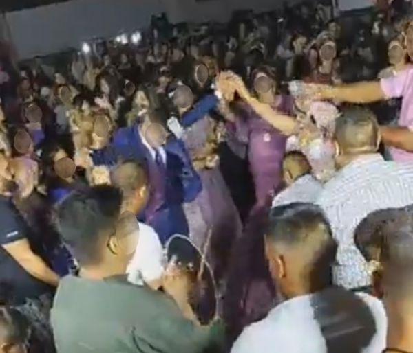 Εύβοια: Γαμήλια γλέντια συνωστισμού σε Ερέτρια και Χαλκίδα (video)