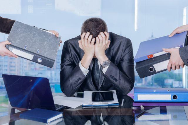 Ο εργοδότης οφείλει να προστατεύει τον εργαζόμενο από το εργασιακό άγχος
