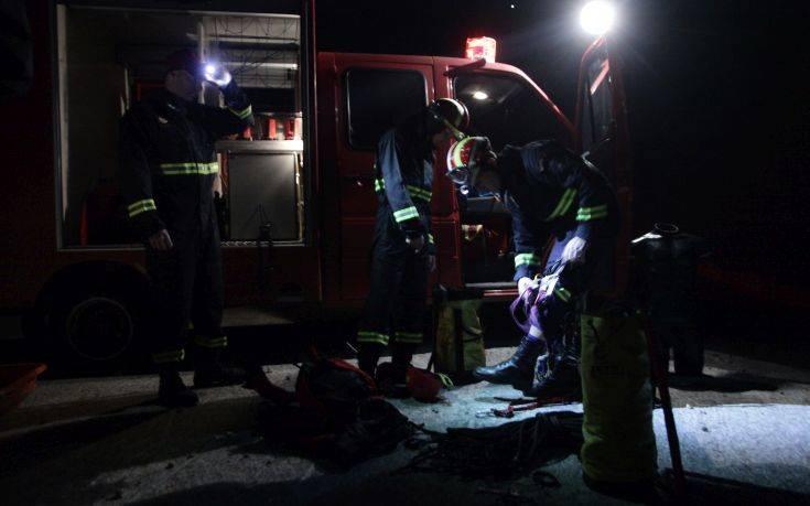 Κακοκαιρία Ιανός: Αίσιο τέλος για τους τρεις εγκλωβισμένους στον Αλμυρό