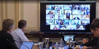 Συνεδριάζει αύριο το Υπουργικό Συμβούλιο μέσω τηλεδιάσκεψης