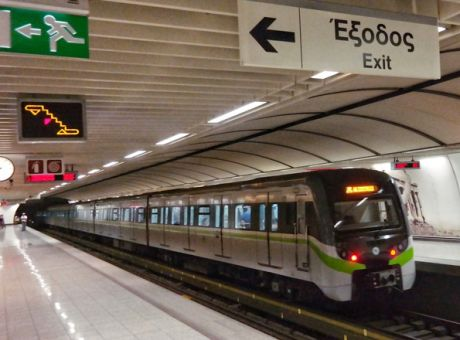 Κορονοϊός: Οδηγό του μετρό βρέθηκε θετικός στον ιό
