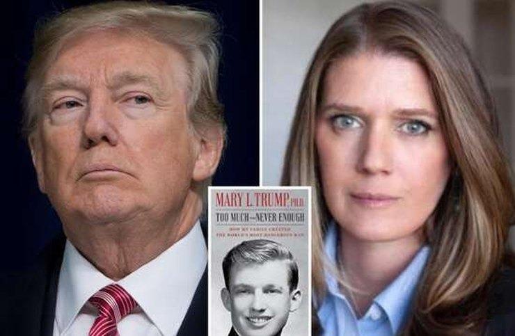 Αντιμέτωπος με αγωγή από την ανιψιά του τώρα ο Τραμπ – «Πώς η οικογένειά μου δημιούργησε τον πιο επικίνδυνο άνθρωπο στον κόσμο»
