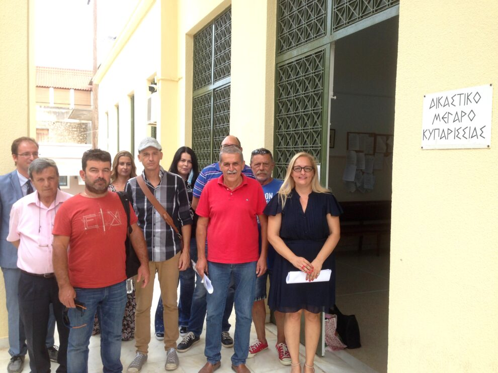 Μεσσηνία: Δικαστικός αγώνας απολυμένου ΑμεΑ για μονιμοποίηση – Καλύπτει πάγιες και διαρκείς ανάγκες