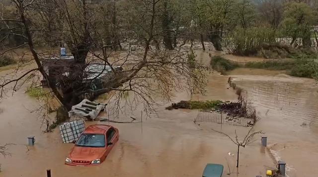 Αναστέλλονται οι πλειστηριασμοί για τους πλημμυροπαθείς