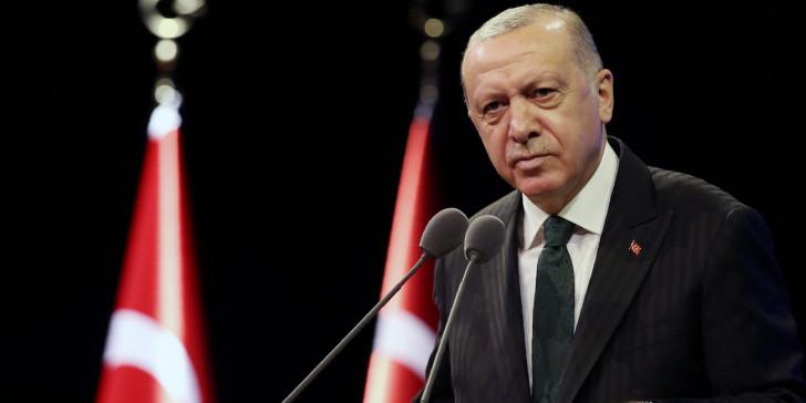 Ο Ερντογάν έστειλε επιστολή στους Ευρωπαίους ηγέτες πλην Ελλάδος και Κύπρου
