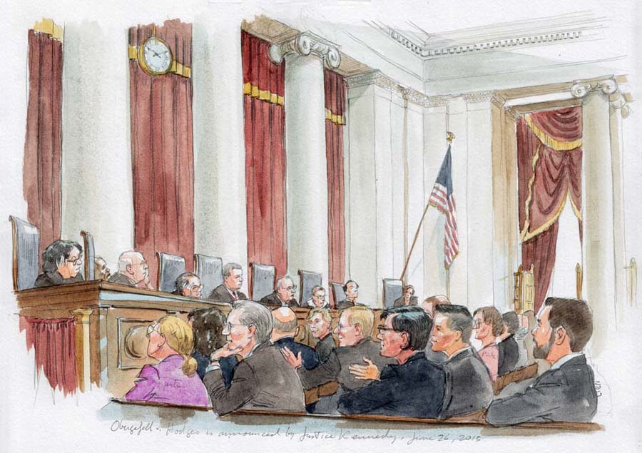 Opinion: Obergefell v Hodges, No. 14-556