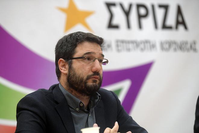 Νάσος Ηλιόπουλος:Η υποκρισία και οι επιλογές της κυβέρνησης Μητσοτάκη παίζουν καθημερινά τη δημόσια υγεία στα ζάρια